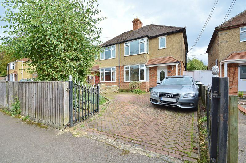 3 Bedrooms Semi Detached House for sale in Windmill Road, Thame