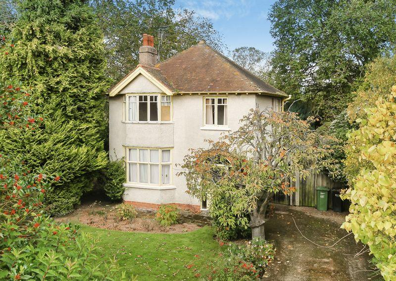 4 Bedrooms Detached House for sale in STRETTON SUGWAS