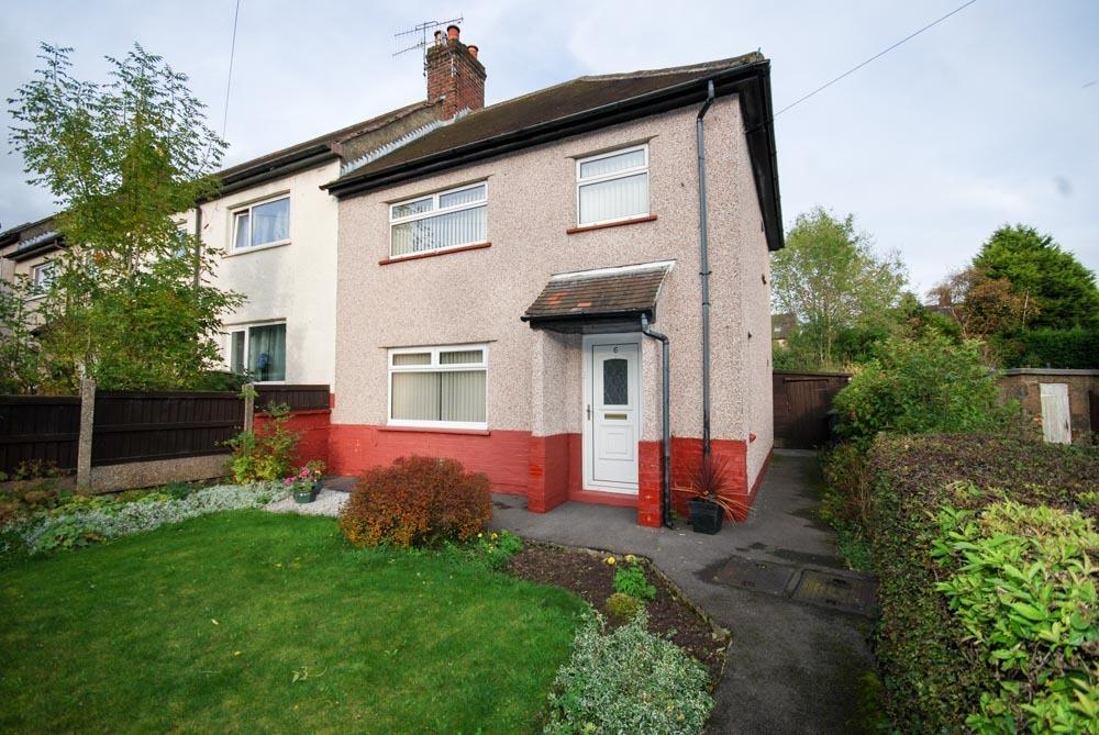 3 Bedrooms Terraced House for sale in Monsal Avenue