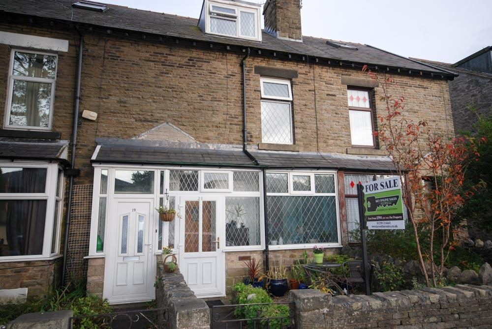3 Bedrooms Terraced House for sale in Cross Street, Buxton