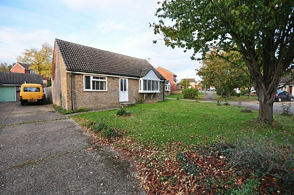 2 Bedrooms Detached Bungalow for sale in Shreeves Road, Diss
