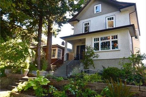 5 bedroom detached house  - 2022 West 3rd Avenue, Vancouver