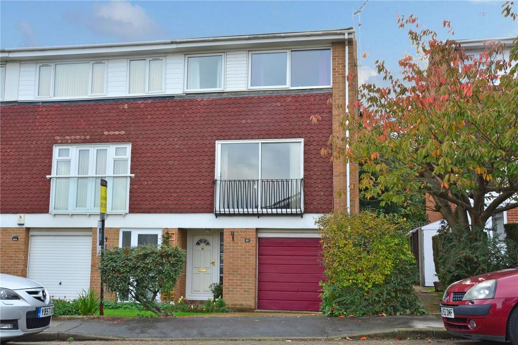 4 Bedrooms End Of Terrace House for sale in Broadheath Drive, Chislehurst, BR7