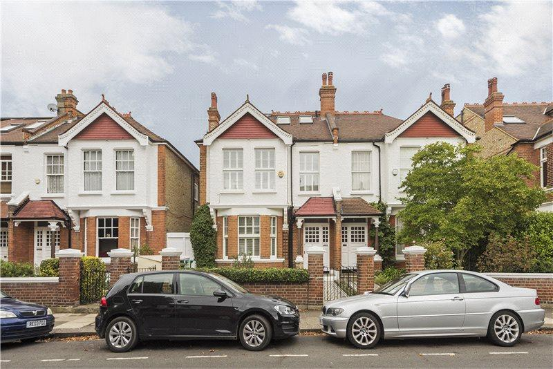 5 Bedrooms House for sale in Westmoreland Road, Barnes, SW13