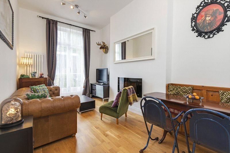 1 Bedroom Flat for sale in Blomfield Villas, London, W2