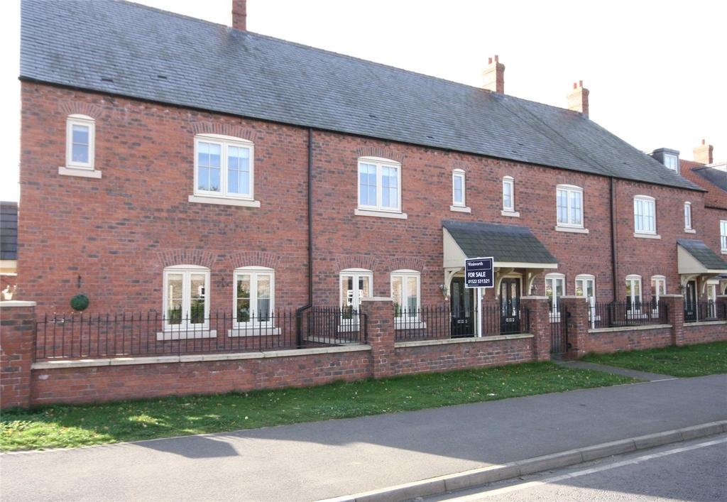 3 Bedrooms Terraced House for sale in Lincoln Road, Wragby, Market Rasen, LN8