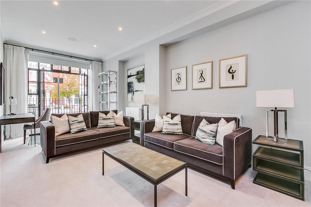 2 Bedrooms Flat for rent in 18 Palace Wharf, Crabtree Estate, London, W6