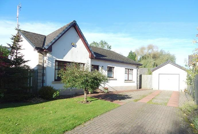 3 Bedrooms Bungalow for sale in 18 Still Haugh, Fountainhall, TD1 2SL