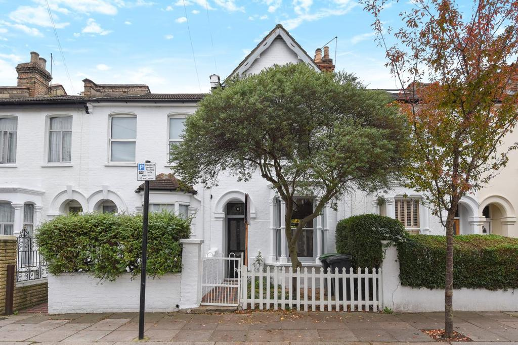 3 Bedrooms Terraced House for sale in Herbert Road, Bounds Green