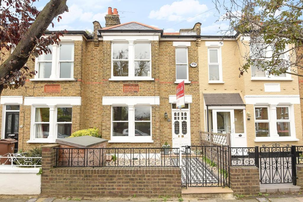 3 Bedrooms Terraced House for sale in Cecil Road, Wimbledon