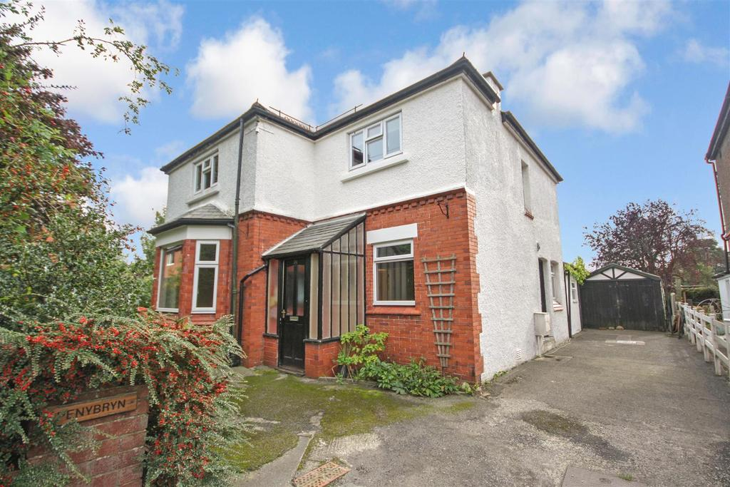 4 Bedrooms Detached House for sale in Edward Street, Oswestry