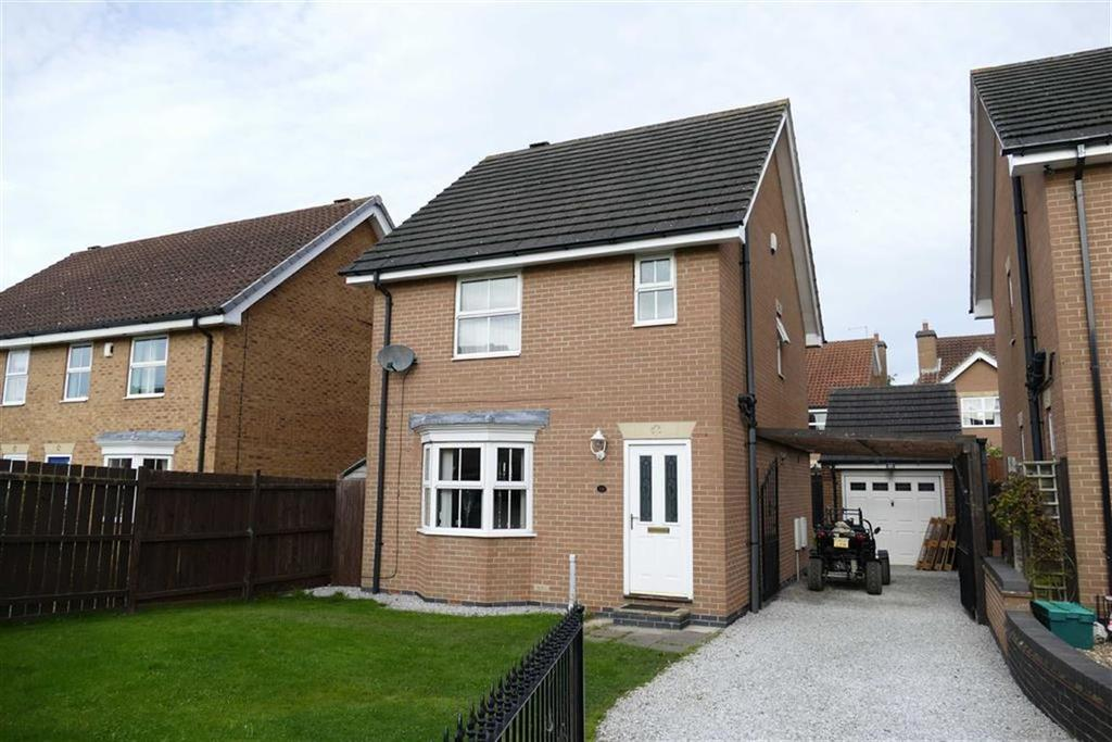 3 Bedrooms Detached House for sale in Lysander Drive, Market Weighton