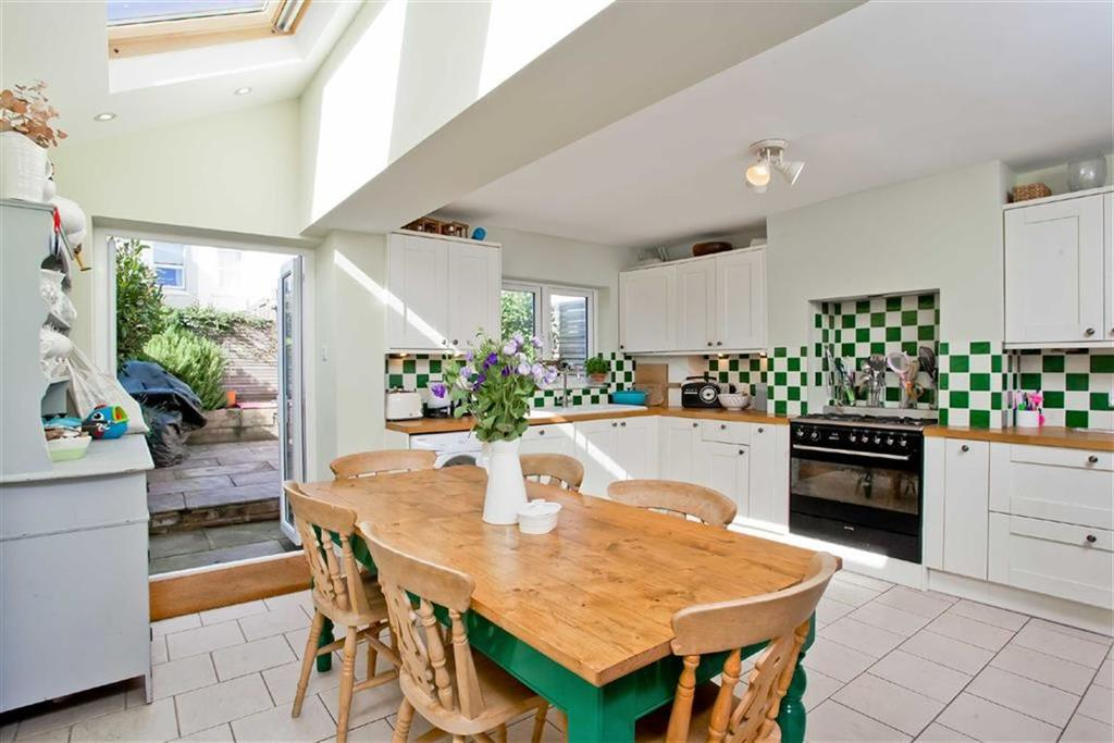 4 Bedrooms Terraced House for sale in Lennox Road, Hove, East Sussex