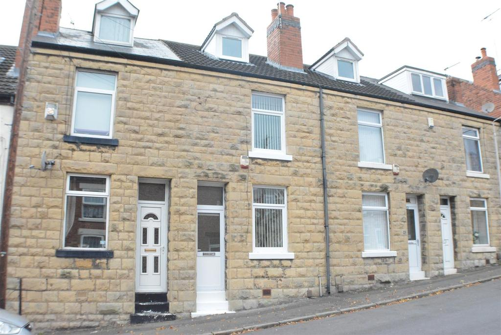3 Bedrooms Terraced House for sale in Park Street, Mansfield Woodhouse, Mansfield