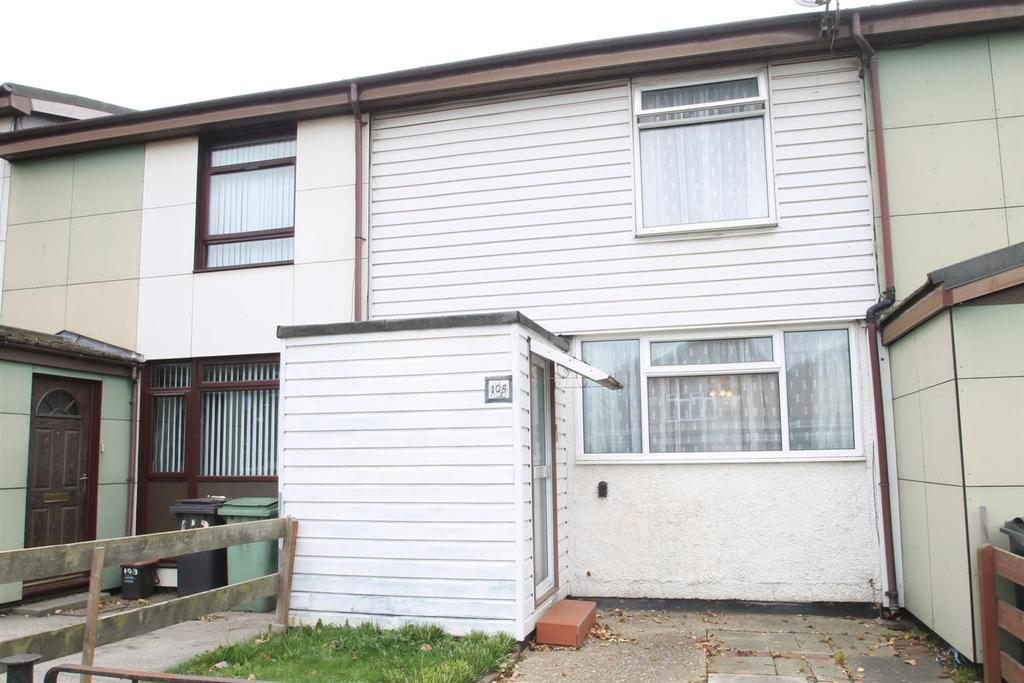 2 Bedrooms Terraced House for sale in Wallis Avenue, Maidstone