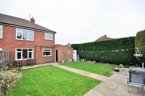 3 bedroom semi-detached house for sale - Anthea Drive, Huntington, York, YO31 9DQ