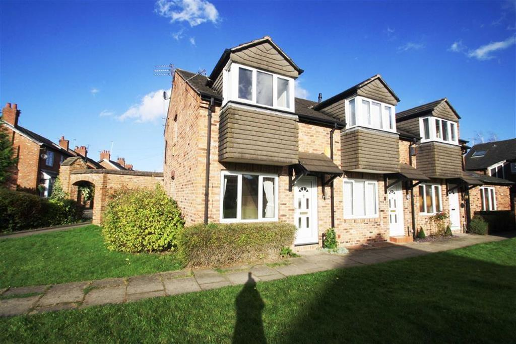 2 Bedrooms End Of Terrace House for sale in St James Drive, Wilmslow