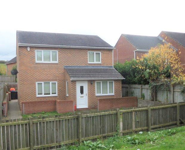 3 Bedrooms Detached House for sale in WINGATE ROAD, TRIMDON STATION, SEDGEFIELD DISTRICT