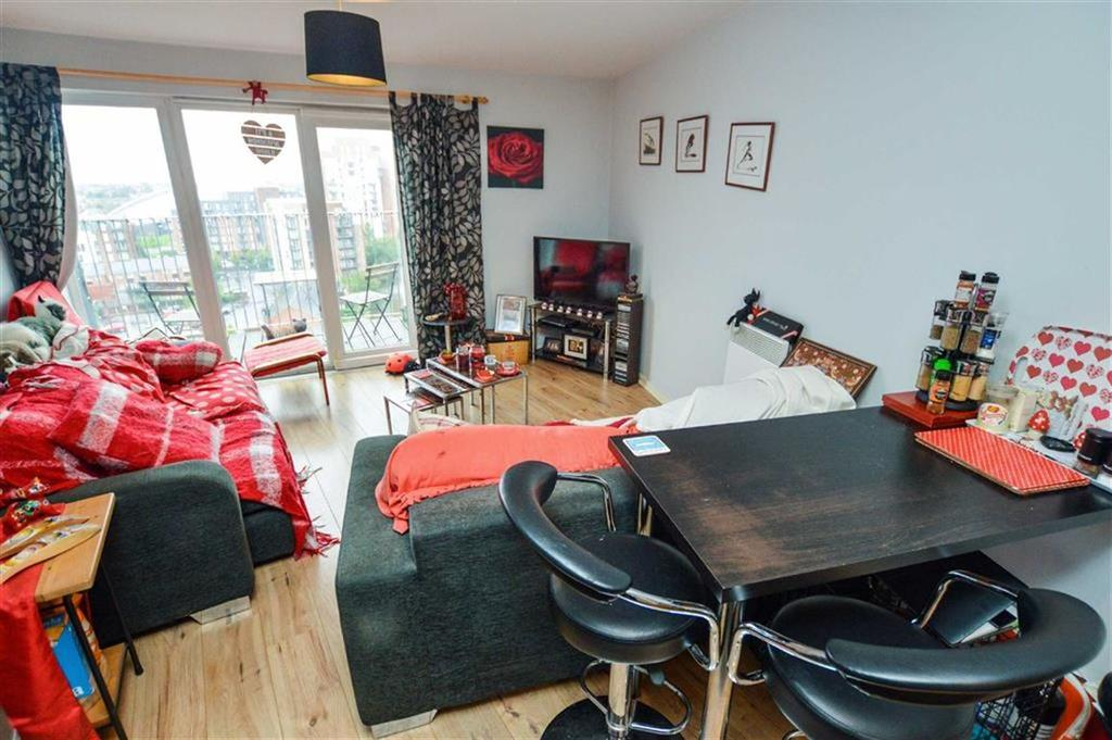 2 Bedrooms Apartment Flat for sale in Stuart Street, Sport City, Manchester, M11