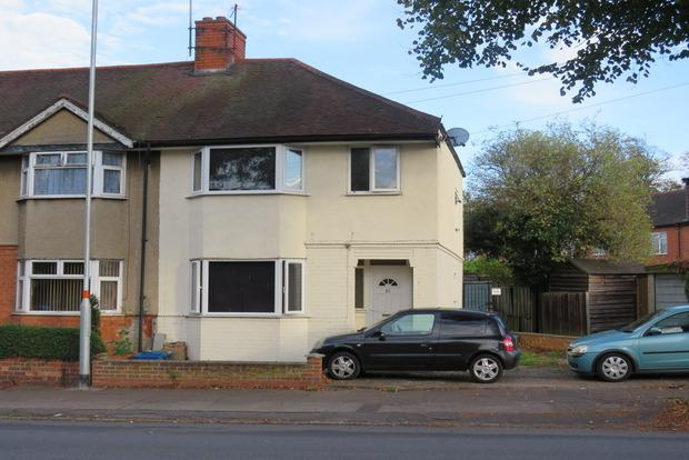 4 Bedrooms End Of Terrace House for sale in Towcester Road, Far Cotton, Northampton, NN4