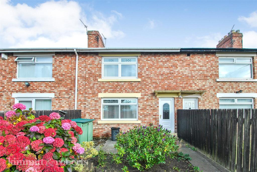 2 Bedrooms Terraced House for sale in Shakespeare Street, Houghton le Spring, Tyne and Wear, DH5