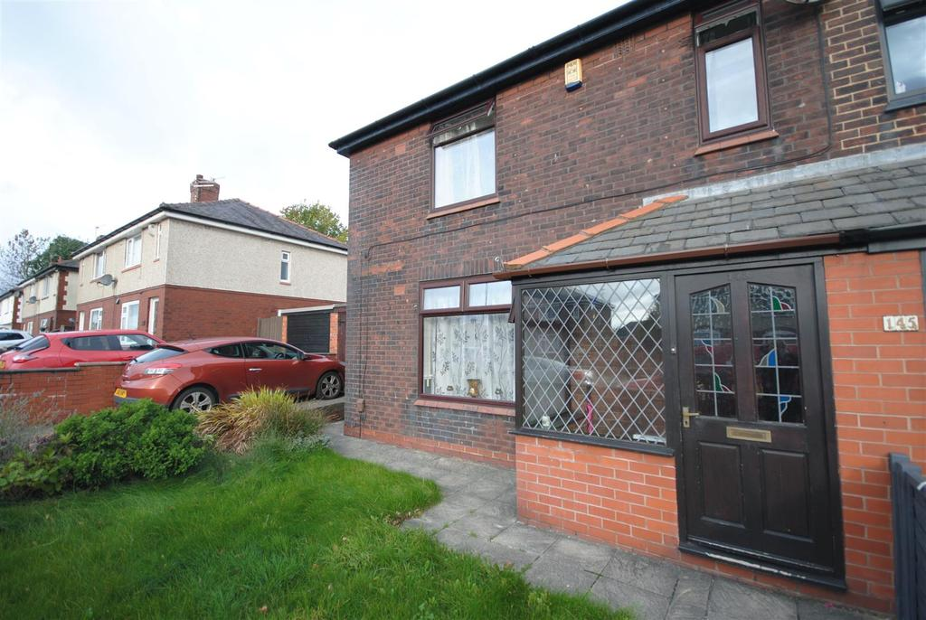 3 Bedrooms End Of Terrace House for sale in Beech Hill Avenue, Beech Hill, Wigan