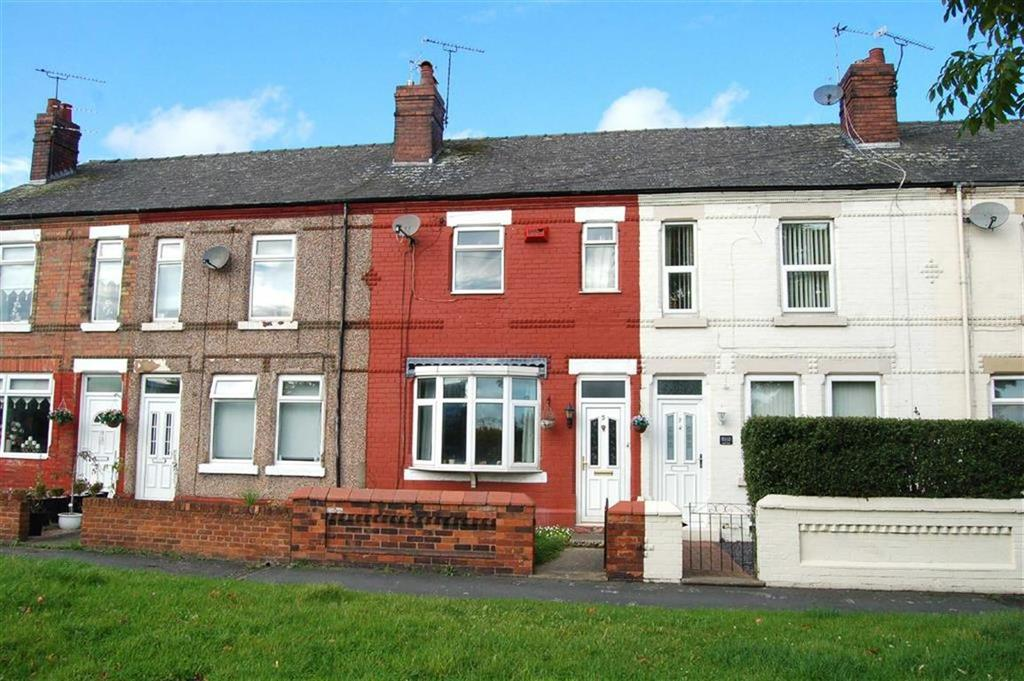 2 Bedrooms Terraced House for sale in Crescent Road, Ellesmere Port