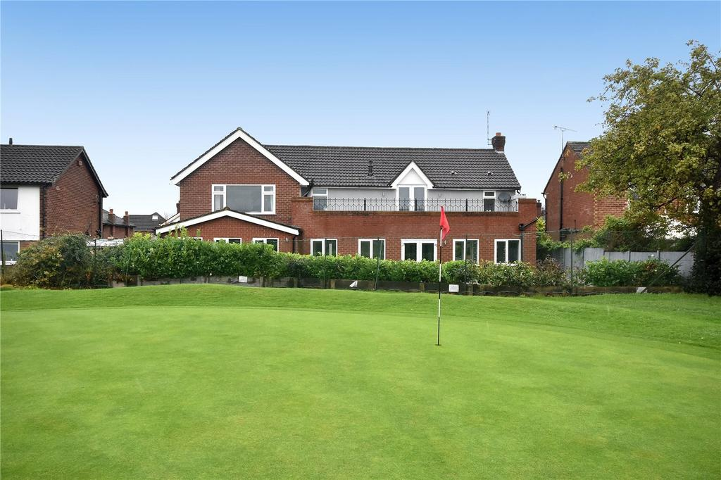 5 Bedrooms Detached House for sale in Links Road, Wilmslow, Cheshire, SK9