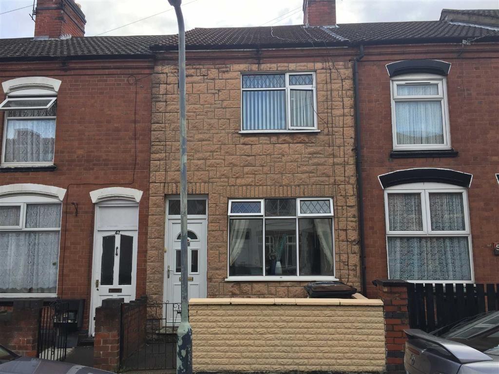 2 Bedrooms Terraced House for sale in Stewart Street, Nuneaton, Warwickshire, CV11