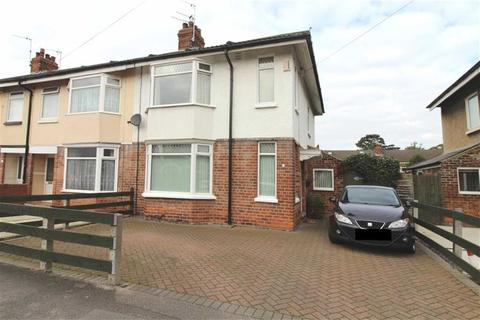 3 bedroom end of terrace house for sale - Savery Street, Hull
