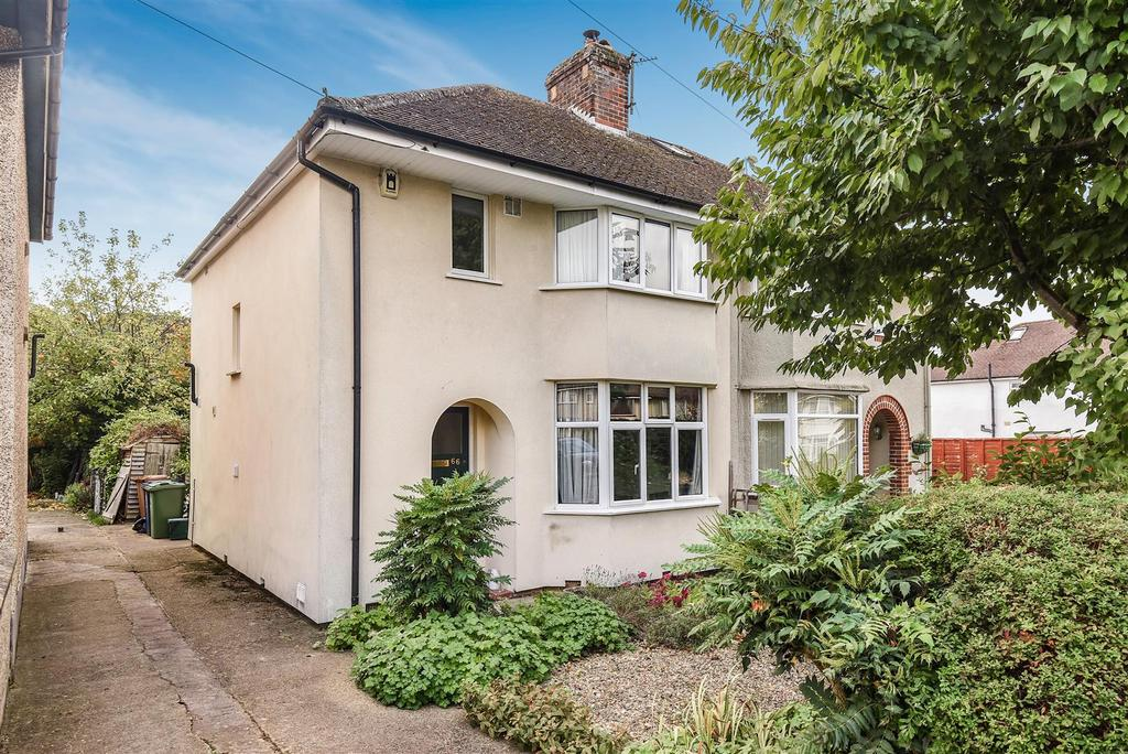 3 Bedrooms Semi Detached House for sale in Collinwood Road, Headington, Oxford