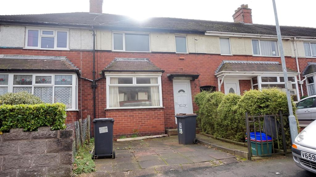 3 Bedrooms Town House for sale in Edward Street, May Bank, Newcastle, Staffs