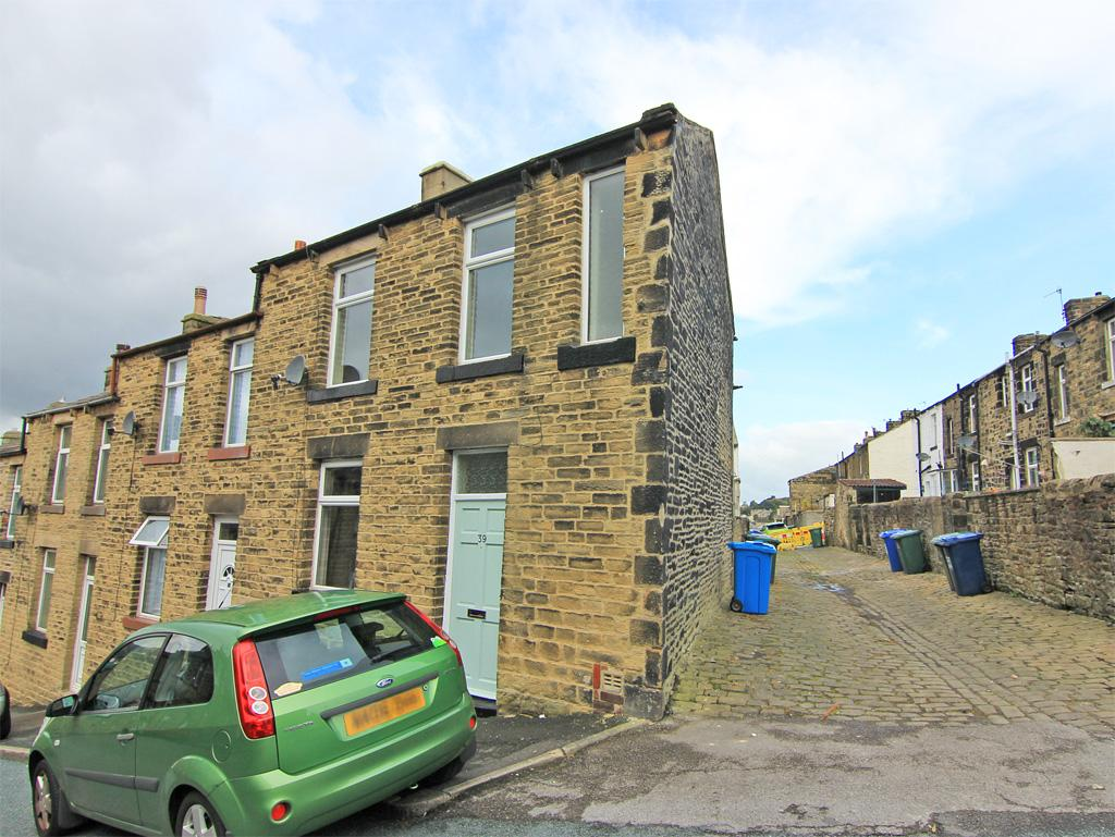 3 Bedrooms End Of Terrace House for sale in 39 George Street, Skipton,