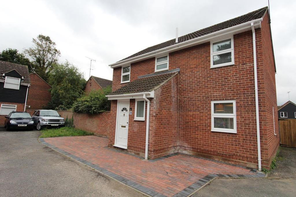 4 Bedrooms Detached House for sale in Abercorn Way, Witham, Essex, CM8