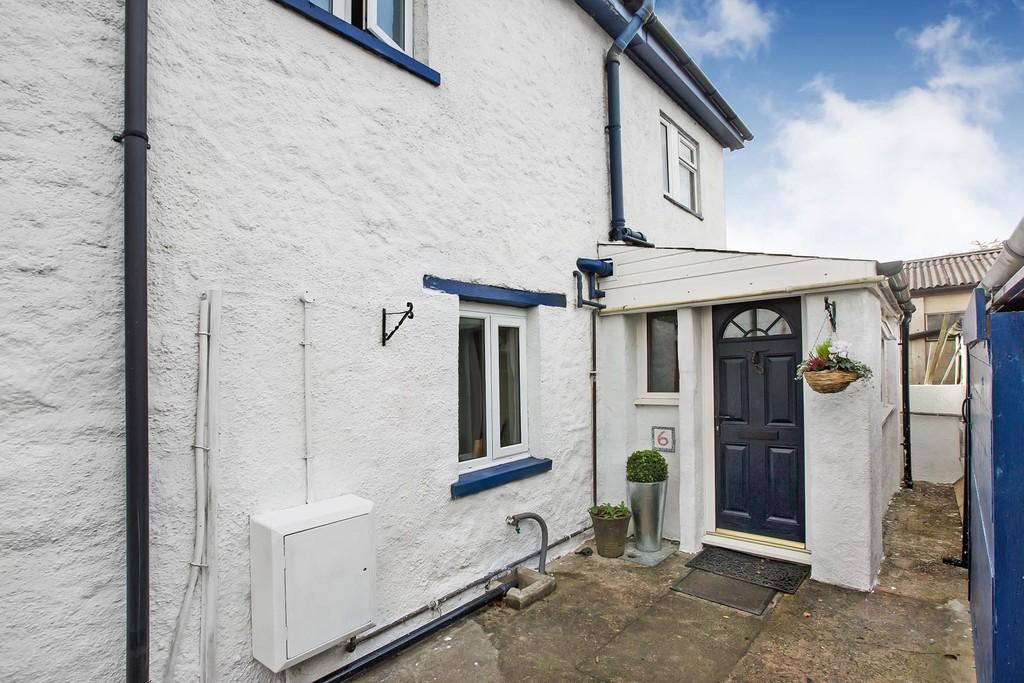 3 Bedrooms End Of Terrace House for sale in Albert Terrace, Station Road, Bovey Tracey