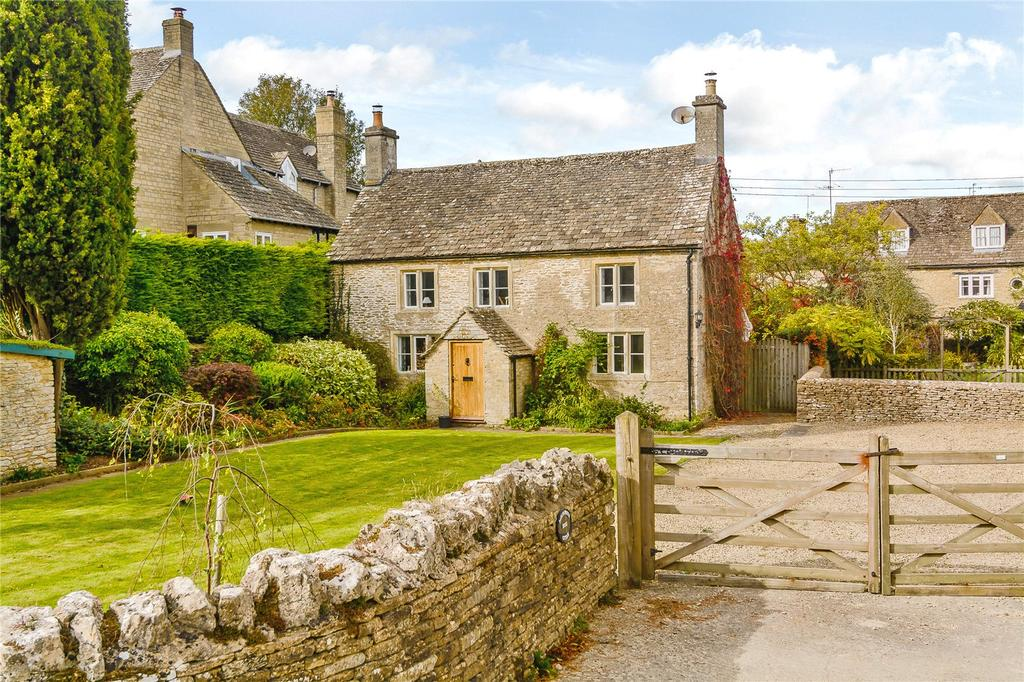 3 Bedrooms Detached House for sale in Daglingworth, Cirencester, Gloucestershire