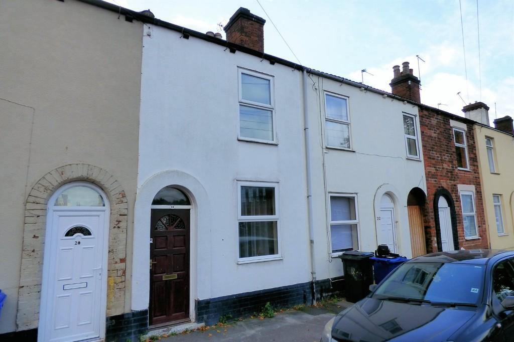 2 Bedrooms Terraced House for sale in Clarence Street, Burton-on-Trent