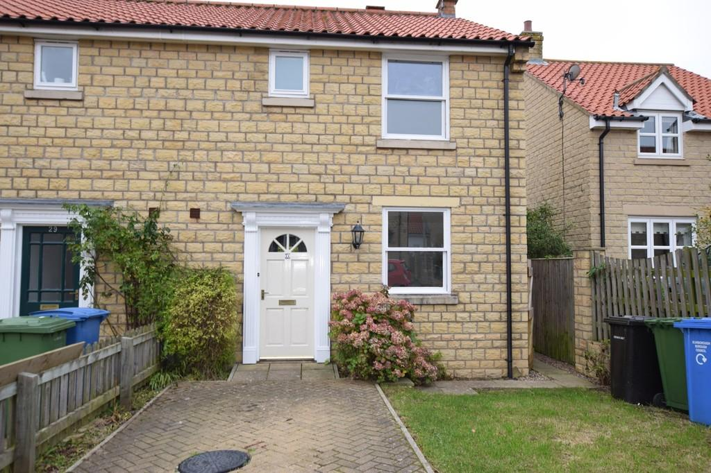 3 Bedrooms Semi Detached House for sale in Overgreen View, Burniston