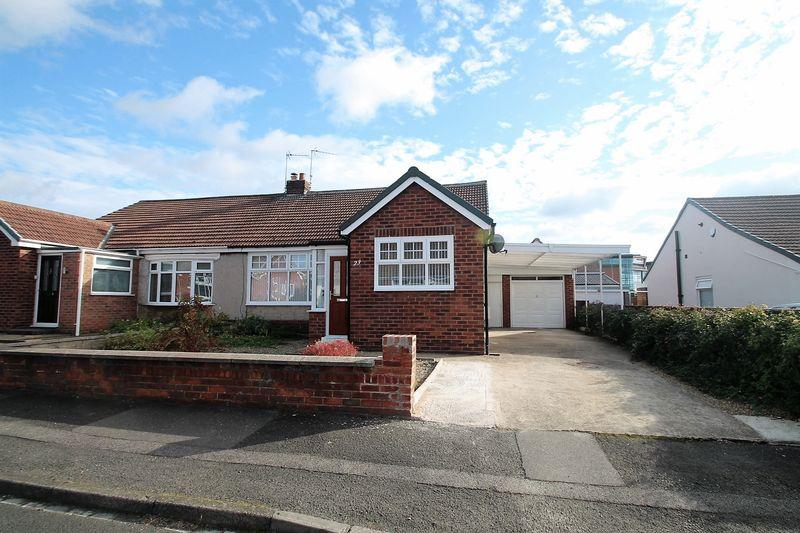 2 Bedrooms Semi Detached Bungalow for sale in Annan Road, Billingham