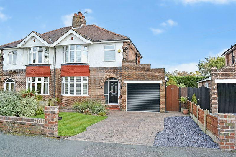 3 Bedrooms Semi Detached House for sale in London Road, Appleton, Warrington