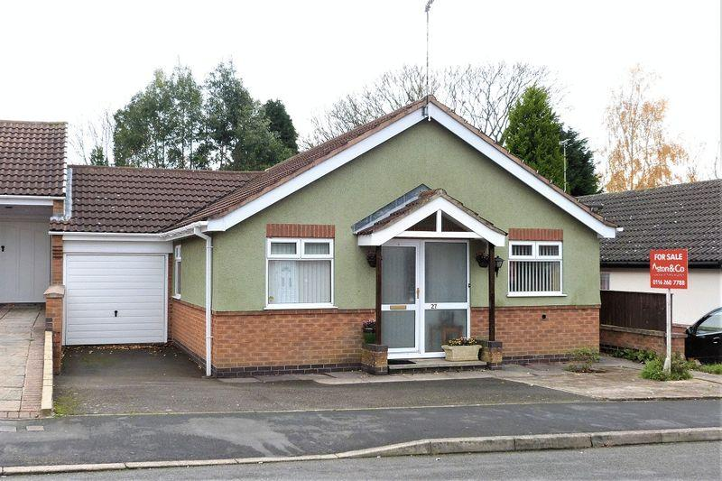 3 Bedrooms Detached Bungalow for sale in Anthony Drive, Thurnby