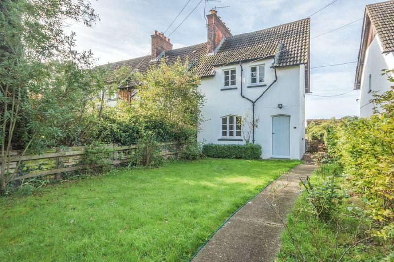 2 Bedrooms Semi Detached House for sale in Chartham