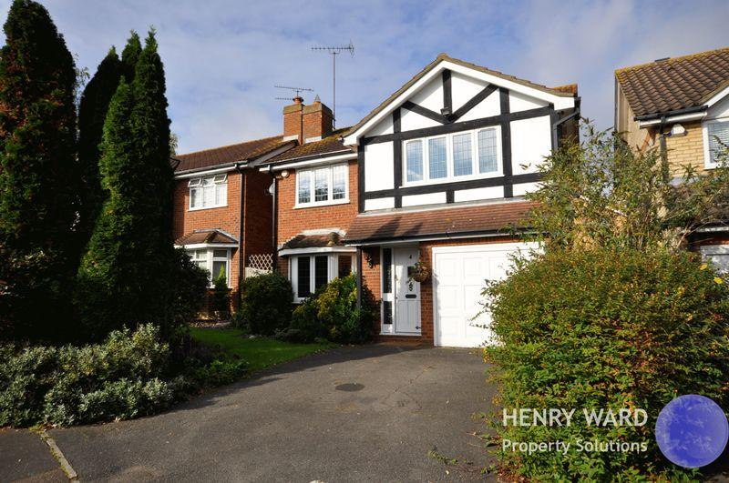 4 Bedrooms Detached House for sale in Falcon Close, Waltham Abbey