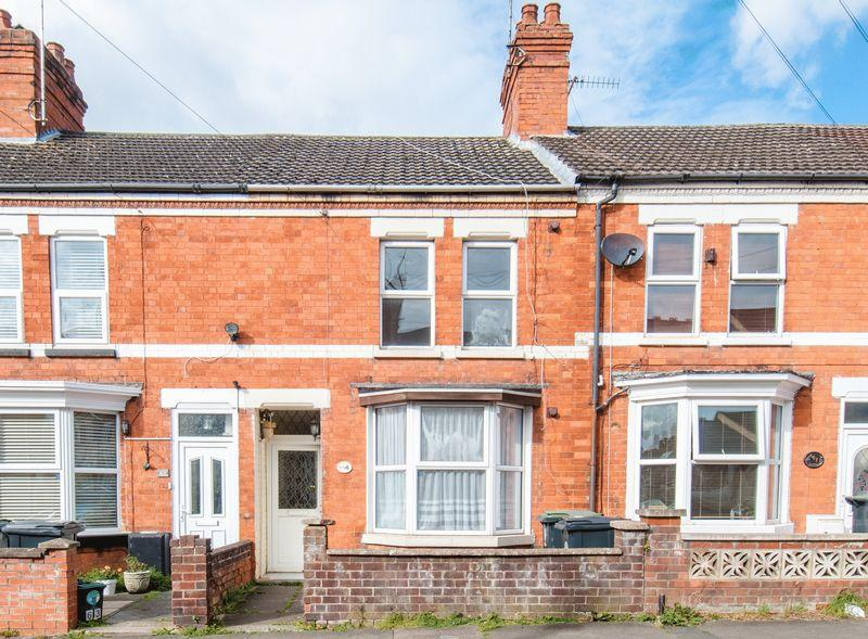 2 Bedrooms Terraced House for sale in Portland Road, Rushden