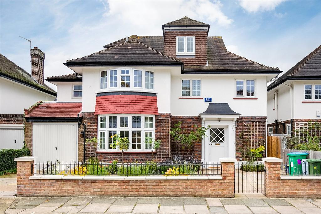 6 Bedrooms Detached House for rent in Hood Avenue, London