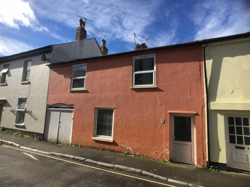 4 Bedrooms Semi Detached House for sale in Ebrington Street, Kingsbridge, Devon, TQ7