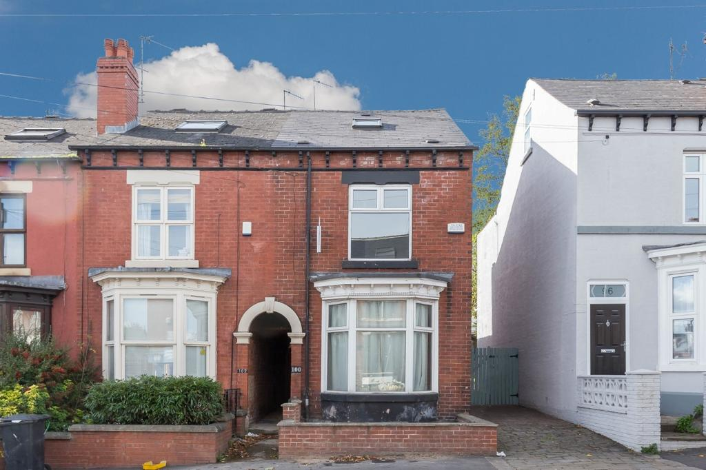 4 Bedrooms End Of Terrace House for rent in South View Road, Sheffield S7