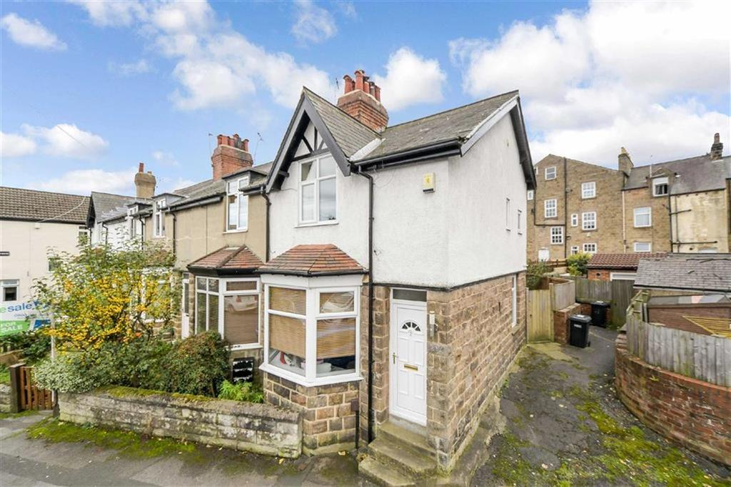 2 Bedrooms End Of Terrace House for sale in Regent Street, Harrogate, North Yorkshire