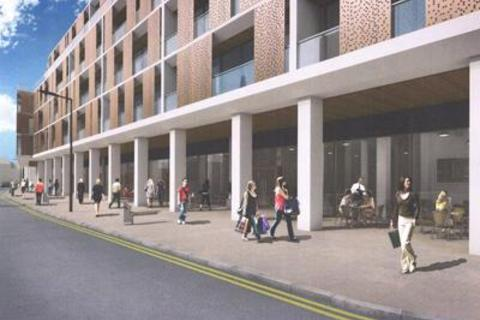 Shop to rent - King William House, Market Place, Hull, East Yorkshire