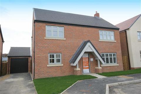 4 bedroom detached house for sale - Hastings Drive, Earsdon View, Tyne & Wear, NE27